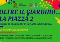 Giovedì 28/06/2018 – ESTATE FIORENTINA 2018: La mappa dell'Arno