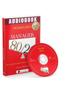CD Manager 80/20 - Richard Koch