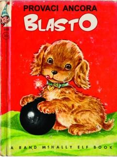 Libri Vintage per l'Infanzia - Provaci ancora Blasto