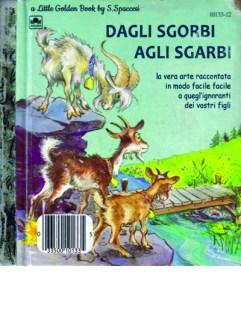 Libri Vintage per l'Infanzia - Dagli Sgorbi agli Sgarbi