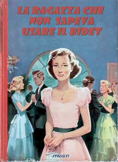 Libri Vintage per l'Infanzia | La ragazza che non sapeva usare il bidet