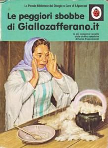 Le peggiori sbobbe di Giallozafferano.it