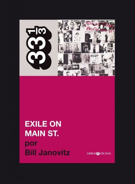 Exile on Main St., por Bill Janovitz (2010)