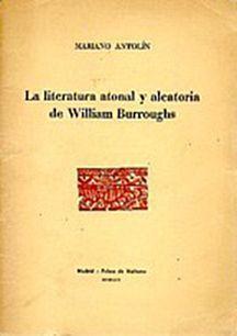 Texto sobre Burroughs de Mariano Antolín en la Papeles de Son Armadans