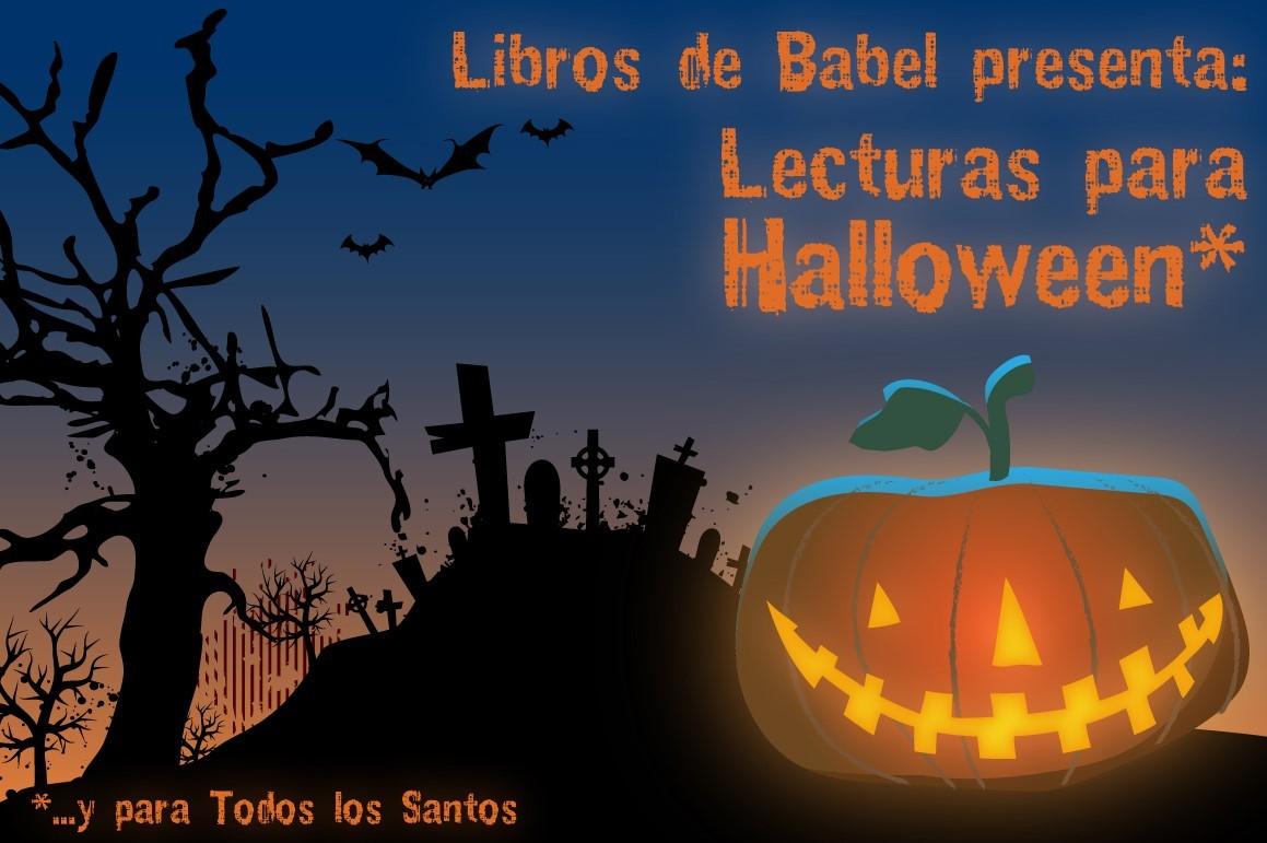 Lecturas para Halloween… y para Todos los Santos