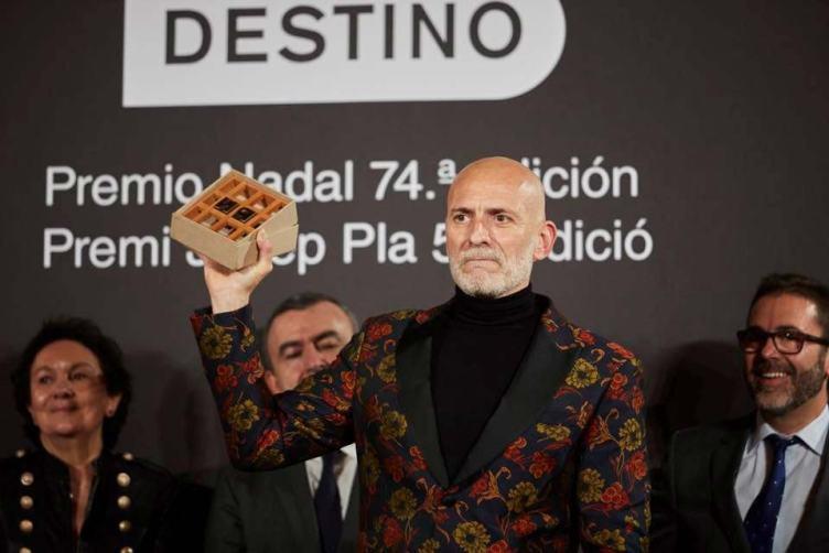 Alejandro Palomas - Premio Nadal
