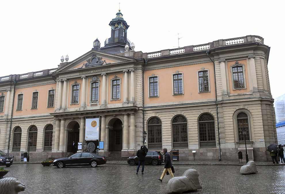 [Actualizado] Los escándalos en la Academia Sueca cancelan este año la entrega del Nobel de Literatura
