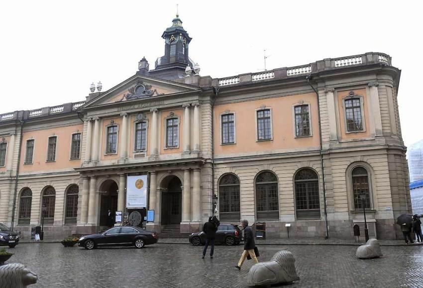 Academia Sueca - Nobel de Literatura