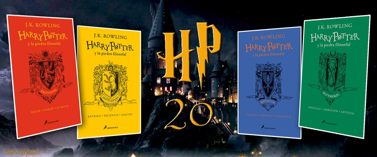 20 años de Harry Potter en español