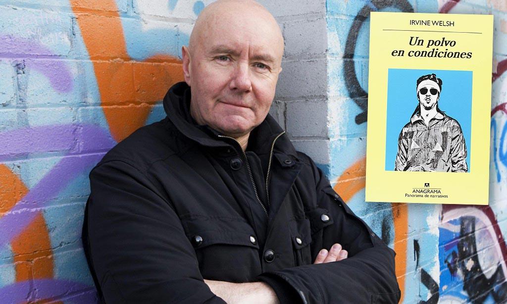Irvine Welsh vuelve a Edimburgo con 'Un polvo en condiciones'