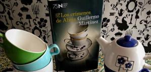 Los crímenes de Alicia -Guillermo Martínez - Premio Nadal