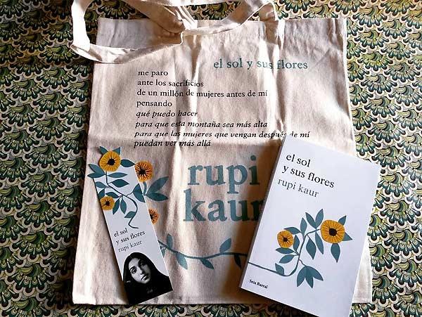 'El sol y sus flores', de Rupi Kaur