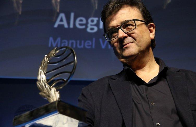 Javier Cercas, Premio Planeta 2019Javier Cercas, Premio Planeta 2019