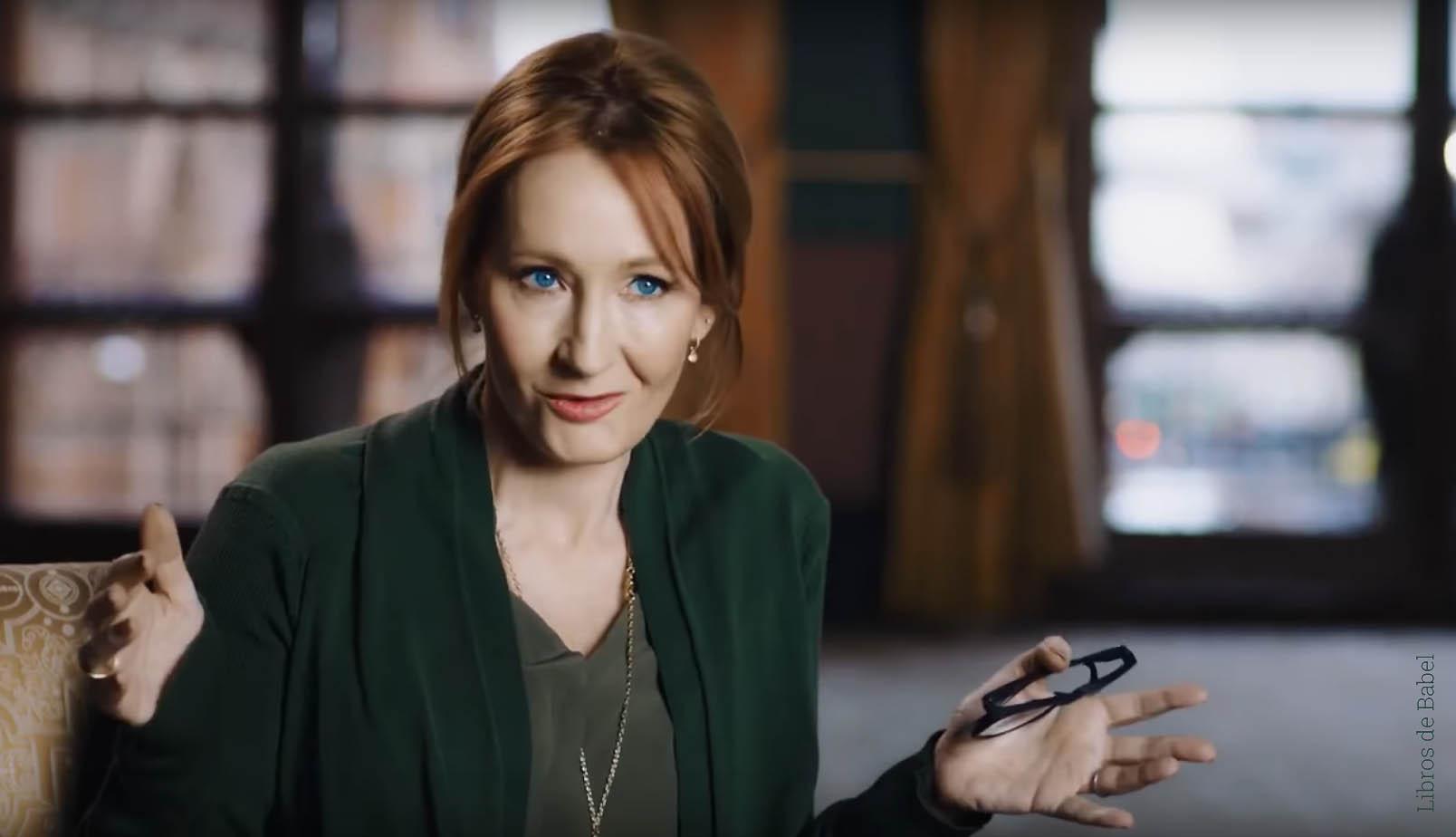J. K. Rowling confirma su vuelta a la literatura infantil con su nueva novela 'El cerdito de Navidad'