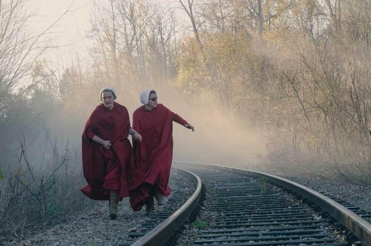 Imagen de la cuarta temporada de la adaptación de 'El cuento de la criada'