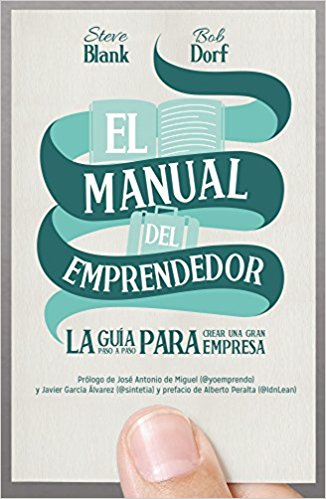 El manual del emprendedor Book Cover