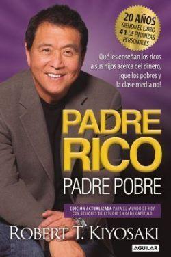 Padre Rico Padre Pobre ebook, librería virtual Librosinopsis El Salvador
