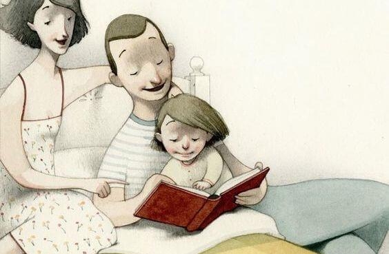 Hábitos para enseñar a leer a un niño