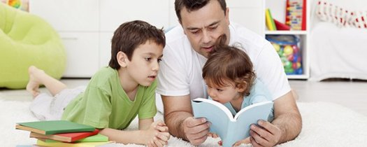 Trucos para enseñar a leer a tu hijo