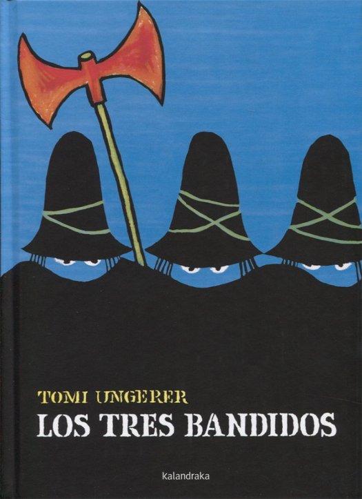 Los mejores libros para aprender a leer. Los tres bandidos