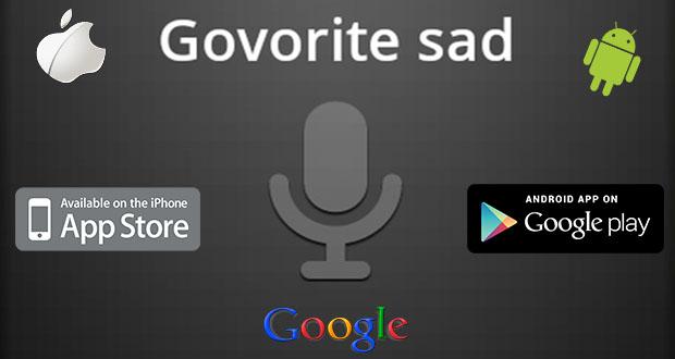 Google Voice Search hrvatski