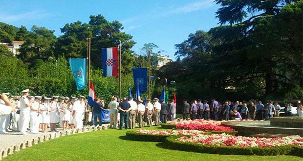 Dan domovinske zahvalnosti Opatija 2012