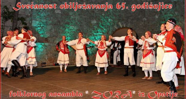 Folklorni ansambl Zora