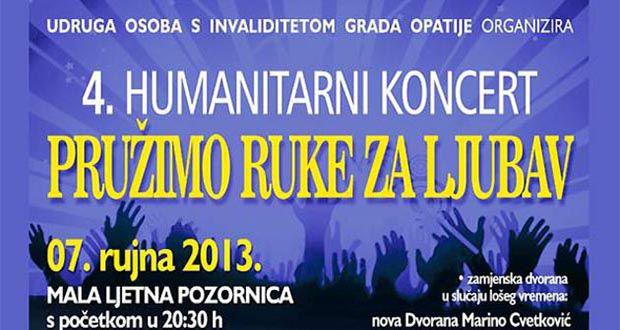 Humanitarni koncert Opatija