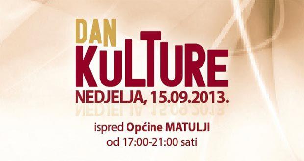 Dan kulture matulji 2013