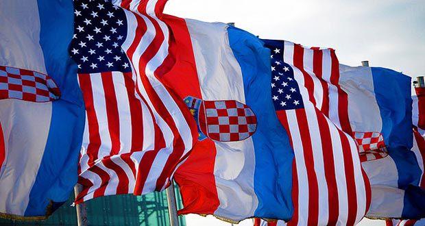 Hrvatska - SAD
