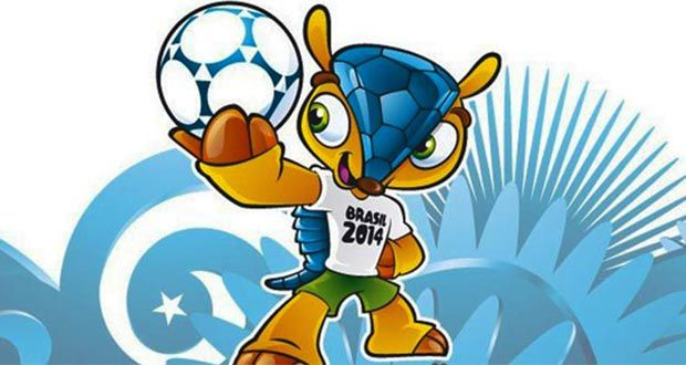 SP Brazil maskota