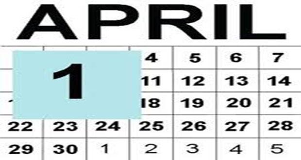 prvi april