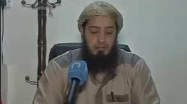 Ashraf Al-Mayar pictured in June (Photo: Libya Herald)