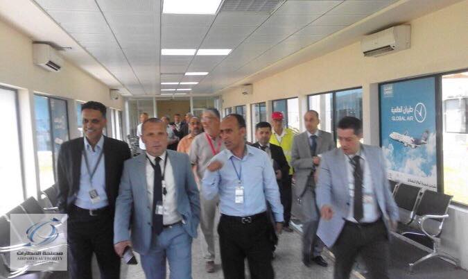 Turkish Airlines Inspects Mitiga Airport With View To