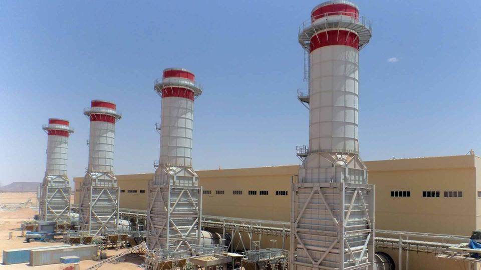 Libyan Engineers Train Abroad To Operate Ubari Power Station
