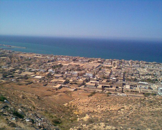 War on Libyas Derna