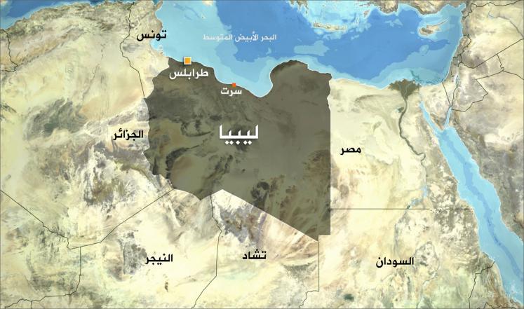 داعش يطلق الرصاص الحي على تظاهرة نسائية في سرت