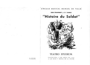 1949 - Teatro Studium Barcelona (1)