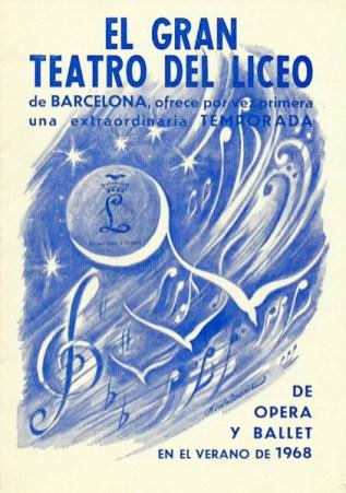 1968 - Lloret de Mar - festival de verano -