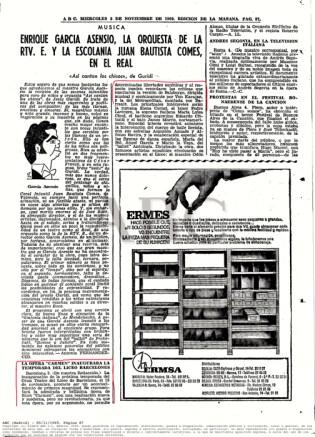 1969-11-09- ABC Madrid-pag. 87-Asuncion Aguade- Alfonso Rovira