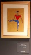 Figurí masculí amb tautatges-1932-36- per Emili Grau Sala