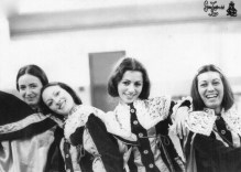 1963-12-25-Romeo y Julieta-N.Tejero, G.Gella, G.Rigola, M.Freixas