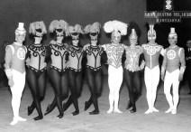 1967-67-11-20-EL DUELO-José Antonio Flores, , Carmen Cavaller, Angeles Aguadé, Alfonso Rovira, Asunción Aguadé, Fernando Lizundia, Josechu Gómez