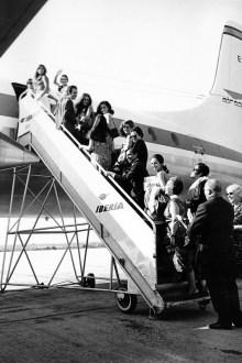 1968- Festivales de España (Sevilla) - viaje de la compañía
