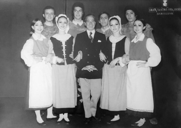 1972-01-DALIBOR-Elena Bonet,G.Coll,Joan Magriñá,C.Cavaller,M.Roca,Jose A.Flores,J.M.Masso,Leonaedi Vidales,Rafael Miranda