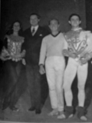 1967-11-28-EL DUELO- Asunción Aguadé, Raffaello de Banfield, Juan Magriña, Alfonso Rovira