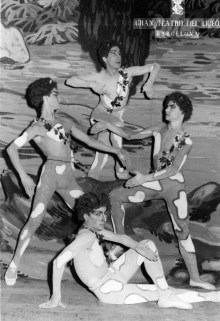 1961-01-08-TANNHÄUSER-Albert Tort, Joan Sanchez, Jordi, Miquel
