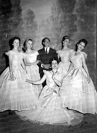 1961-11-06-LA TRAVIATA-Teresa Muntalt, Juan Magrinyà, Pilar Sánchez,,,
