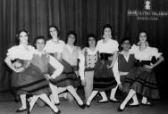 1971-01-24-LUISA MILLER-Berta Albareda, José Antonio Flores, Maite Casellas,,José María Maso, Teresa Comorera, , Angels Forés