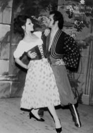 1971-11-25-LOS HUGONOTES-Carme Cavaller i José Antonio Flores